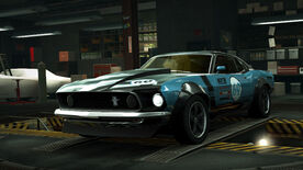 NFSW Ford Mustang Boss 302 1969 B-Spec