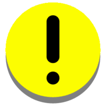 NFSHE Icon Exclamation