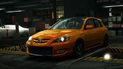 NFSW Mazda Mazdaspeed 3 Orange