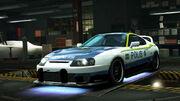 NFSW Toyota Supra Cop
