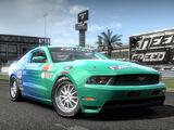 Falken Tire Ford Mustang GT