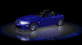 NFSHS PS BMWZ3
