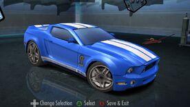 NFSNitro FordShelbyGT500