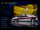 Pursuit British Diablo SV in the garage.
