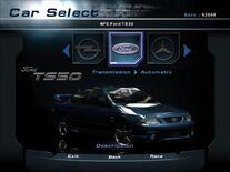 NFSHP2 Car - Ford Falcon TS50 NFS PC