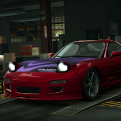 <i>Need for Speed: World</i><br /><small>(Sidestep)</small>