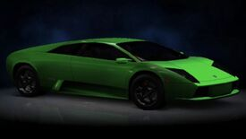 NFSHP2 PS2 LamborghiniMurciélago NeedForSpeed