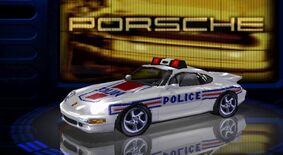 NFSHS PS Porsche911Turbo PoliceFrance