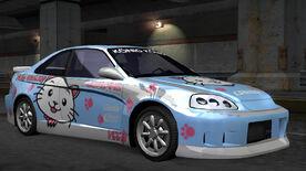 NFSUG Honda Civic Samantha