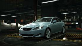 NFSW Lexus IS350 Blue