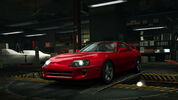 NFSW Toyota Supra Red