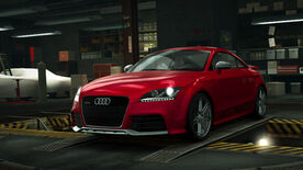 NFSW Audi TT RS Coupe Red