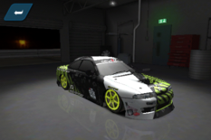 Team Need for Speed Nissan 240SX S14 Shift 2 Unleashed Mobile