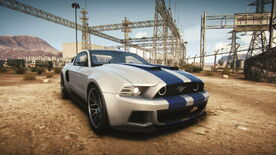 NFSE Ford Mustang NFS