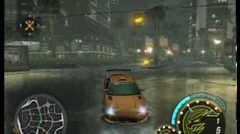 Need for Speed Underground 2 - Hydraulics
