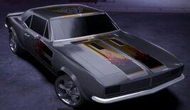 Carbon ChevroletCamaroSSSamson
