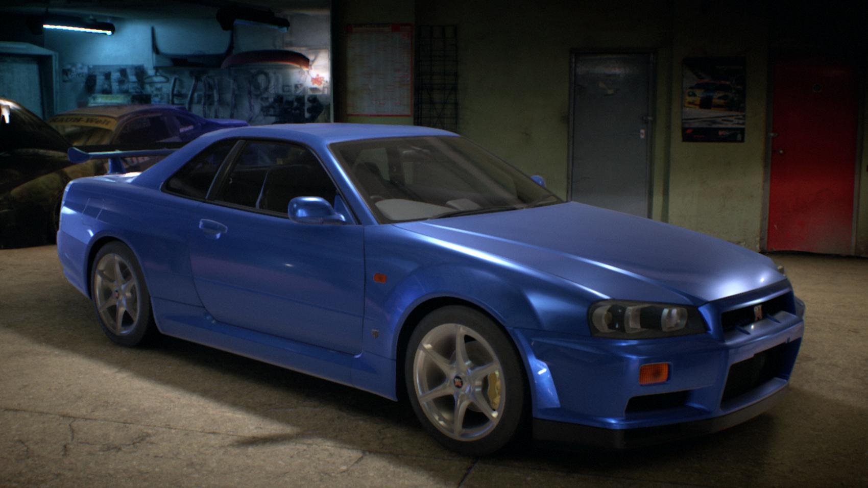Nissan Skyline Gt R V Spec R34 Need For Speed Wiki Fandom