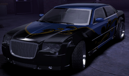 Carbon Chrysler300CNeville