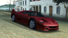 NFSHP2 PC Ferrari F50