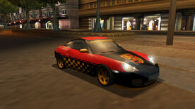 NFSPU PC 911 Turbo 996 Factory Driver