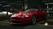 NFSW Aston Martin DBS Volante Red