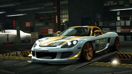 NFSW Porsche Carrera GT Ultra