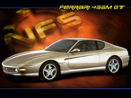 Need for Speed III Hot Pursuit PC Ferrari 456M GT loading screen