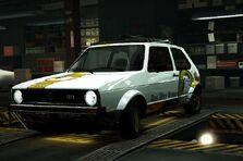T1 Volkswagen Golf GTI Uber Bunny NFS World