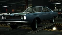 Nfs world plymouth road runner