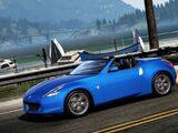 Nissan 370Z Roadster Touring w/Sport Pkg.
