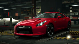 NFSW Nissan GT-R SpecV R35