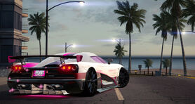 Nfsw Koenigsegg CCXR Beauty