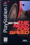 The Need for Speed Cover PS