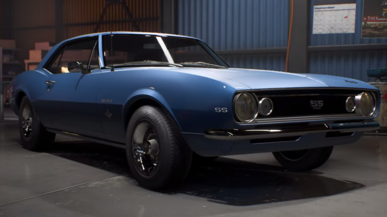 chevrolet camaro ss 350 1967 need for speed wiki fandom powered by wikia. Black Bedroom Furniture Sets. Home Design Ideas