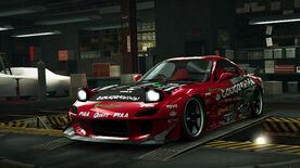 NFSW Mazda RX-7 RZ Drift King