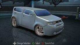 NFSNitro NissanCube