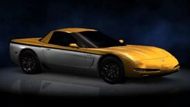 NFSHP2 PS2 ChevroletCorvetteZ06 NeedForSpeed