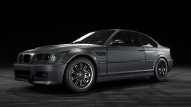 NFSPB BMWM3E46 Garage