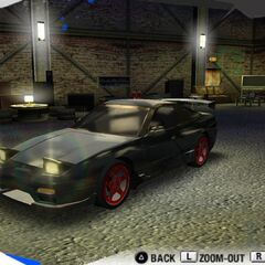 Need for Speed Carbon: Own the City<br /><small>(Marcus)</small>