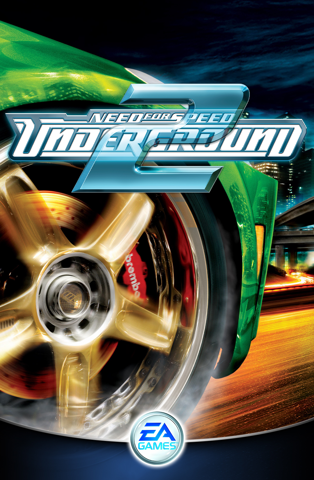 need for speed underground2