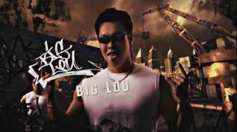 NFS Most Wanted Blacklist Bio - 11 Big Lou