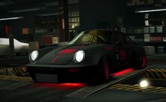 Nfs world porsche 911 carrera rsr enduro