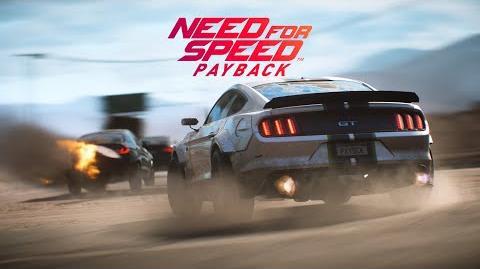 Trailer oficial com jogabilidade de Need for Speed Payback