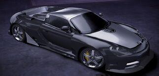 Carbon PorscheCarreraGTColin