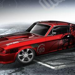 Need for Speed: ProStreet<br /><small>(Bonus - Drag)</small>