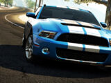 Ford Shelby GT500 (S-197 II) (2010)