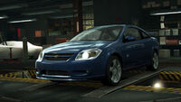 NFSW Chevrolet Cobalt SS Blue
