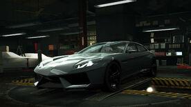 NFSW Lamborghini Estoque Grey