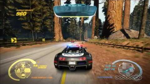 Need for Speed Hot Pursuit - E3 Demo Gameplay