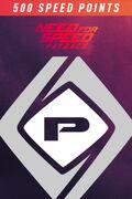 NFSPB SpeedPoints Card500